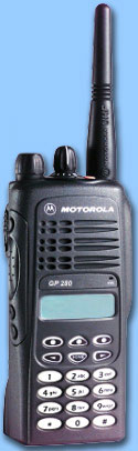Радиостанции Motorola портативные